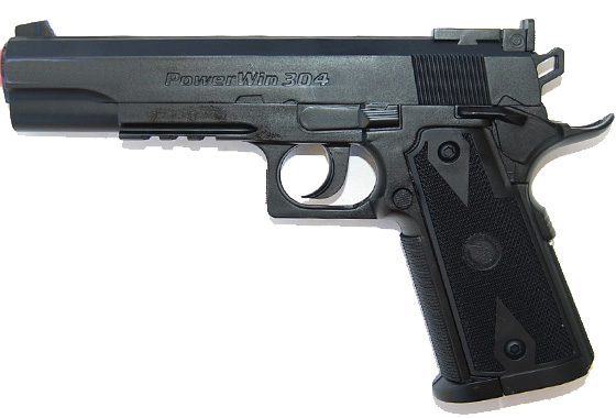 PISTOLA COLT C45LB GAS CO2 HEAVY MODEL WG