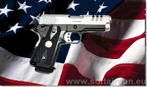 z HI-CAPA 3.8 LIMITED EDITION BICOLOR FEDERAL