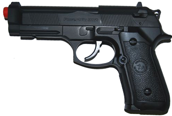 Beretta B92SF GAS CO2 HEAVY MODEL (WG)