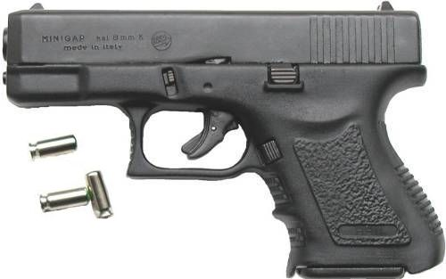 MINI GAP GLOCK A SALVE 8mm. BRUNI
