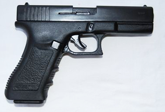 Pistola a Salve 8mm Bruni Glock G17