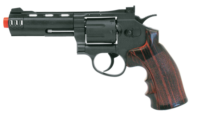 wg co2 revolver 705 PALLINI 6 MM PLASTICA