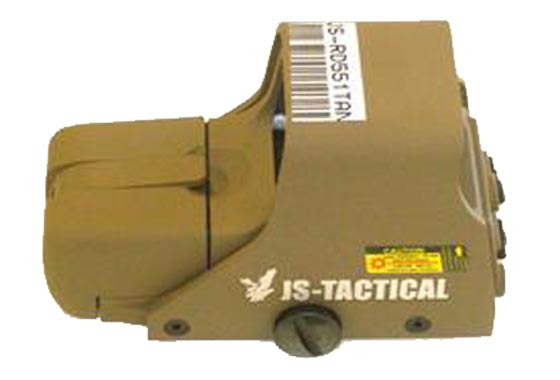 RED DOT 551 OLOGRAFICO PROFESSIONAL TAN JS-TACTICAL (JS-RD551TAN