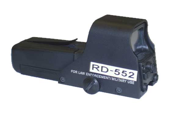 RED DOT 552 OLOGRAFICO PROFESSIONAL (ROYAL)