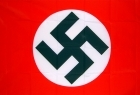 GERMAN WW2 REGULAR (NAZI) - 5 X 3 FLAG