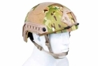 CASCO DA SOFT AIR-FAST SYSTEM TACTICAL MULTICAM (ROYAL)