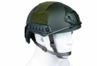 CASCO DA SOFT AIR-FAST SYSTEM TACTICAL VERDE (ROYAL)