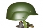CASCO ELMETTO DA SOFT AIR IN ABS verde