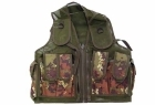 CORPETTO TATTICO 8 TASCHE PORTACAMELBACK VEGETATO ROYAL (H10051T