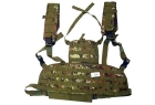 TACTICAL VEST MIMETICO - H7011TC