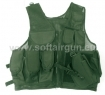 royal gilet tattico verde oliva