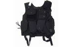 TACTICAL VEST NERO - H4191B