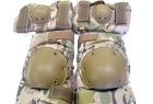 SET GINOCCHIERA E GOMITIERA LONG MULTICAM ROYAL (JQ02MUL)