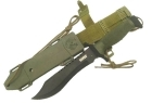 COLTELLO SURVIVAL RAMBO TACTICAL SERIES  KIT DI SOPRAVVIVENZA