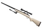 VSR10L Long Barel Tan + Ottica 3-9x40 + Bipiede WELL
