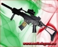 G36C FULL OPTIONAL M85 SHOOTER CON LASER OMOLOGATO