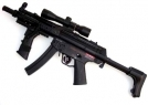 z MP5 A5 RAS NAVY FULL METAL (GOLDEN BOW) NEW!!!