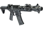 M4 ASSAULT RIFLE NERO AMOEBA (Cod.AR-AM13B)