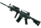 M4A1 RIS FUCILE ELETTRICO FULL OPTIONAL D-BOYS
