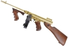 King Arms Thompson M1928 HI Grade Gold