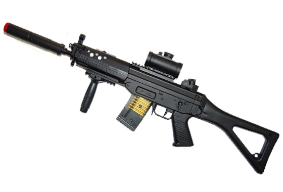 Mitra Elettrico SIG552 Double Eagle M82P