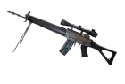 SIG 550 TACTICAL CON BIPIEDE (GOLDEN BOW)