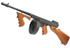 Cybergun Thompson M1928 Drum AEG 450BBs Metal