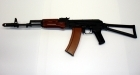 z KALASH DBoys AK-74S Full Metal AEG Rifle AKS-74 GENUINE WOOD