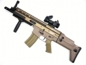 Z SCAR COMBAT TAN FULL METAL (D|BOYS) NEW!!!
