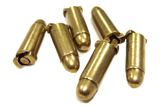 Pallottola detonante Firing caps bullets per serie Colt Peacemak