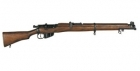 Fucile Moschetto Inerte LEE ENFIELD Full Metal e WOOD II WW