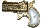 Derringer Remington 1866 Double Barrel