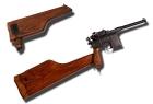 Mauser C96 con calcio fondina legno -DENIX-