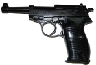 Pistola tedesca Walther P38 Full Metal
