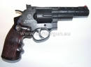 "Revolver Pistola a Tamburo a gas 4"" Full Metal"