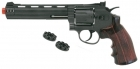 REVOLVER 704 LONG GAS CO2 HEAVY MODEL