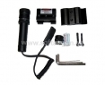 KIT LASER SIGHT SLIM PROFESSIONAL CON ATTACCO PER SLITTA WEAVER