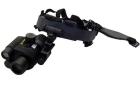 VISORE NOTTURNO 1X24 HEAD MOUNT KIT TACTICAL (ROYAL)